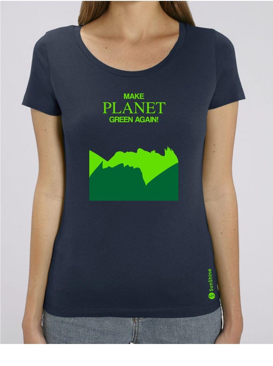 T shirt Femme SunShine Planet