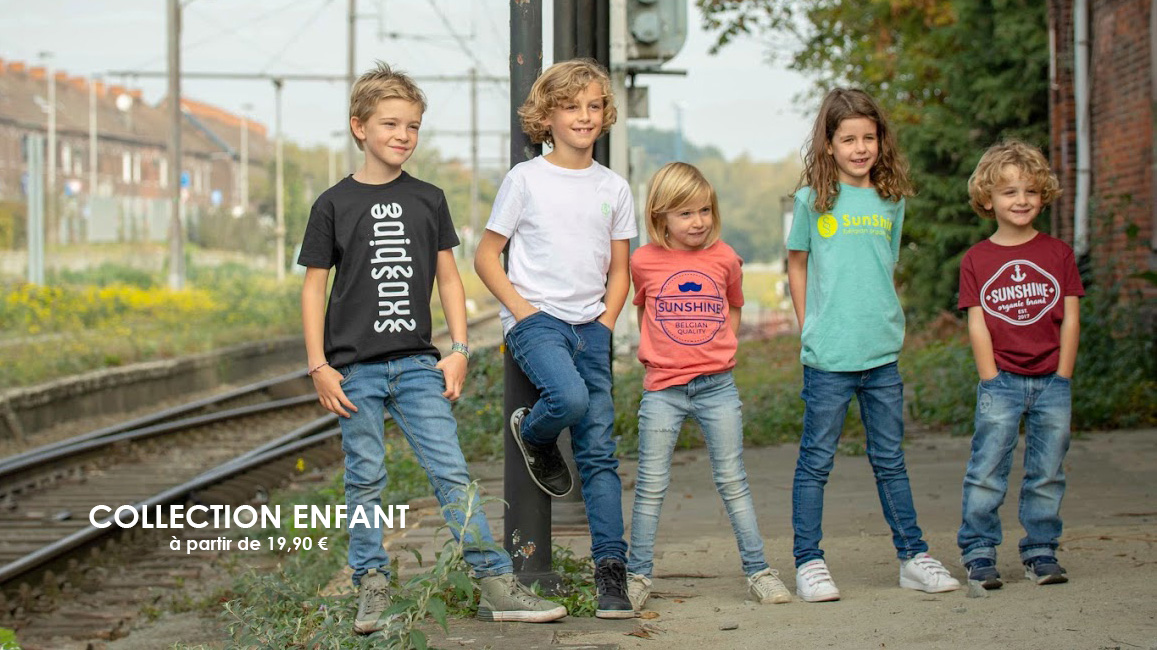 Collection Enfant SunShine